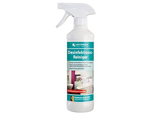 Hotrega H230028 Desinfektions-Reiniger - Virenschutz 500 ml