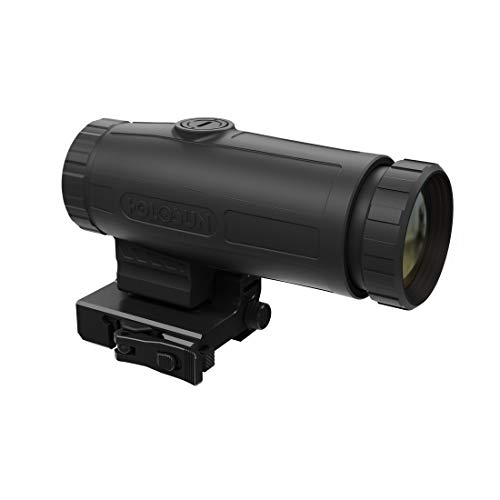 Holosun Magnifier HM3X, 3 Fach Vergrößerung, schwarz, Picatinny/Weaver, Jagd, Sportschießen, Softair, für Tactical Micro red dot Sight - 70128079