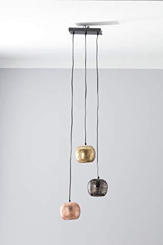 Dekoria Hängelampe Trio 30 × 16 × 150 cm