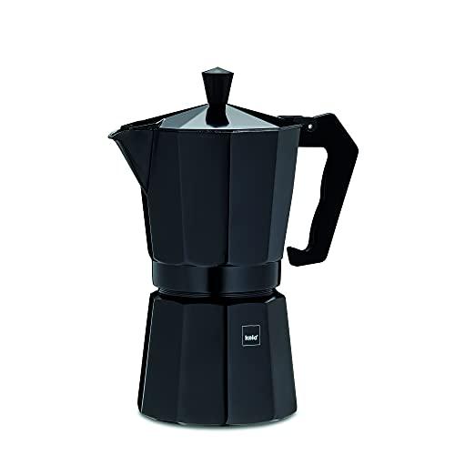 Kela 10554 Italia Espressokanne, Aluminum