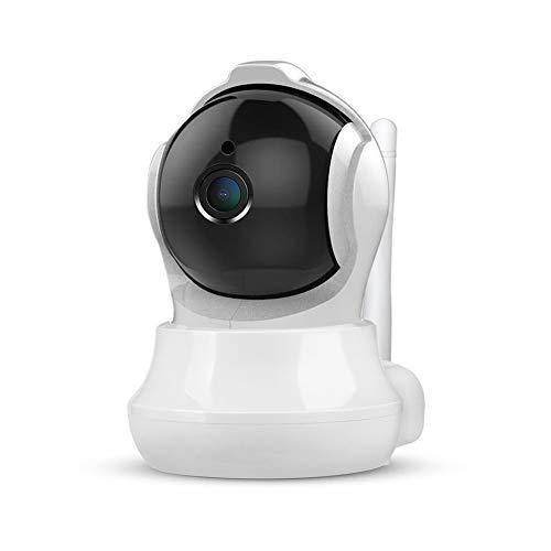 Draadloze beveiligingscamera, Baby Monitor met Two Way Audio, Bewegingsdetectie, Night Verison, 1080p WiFi Camera voor iOS/Android/Windows