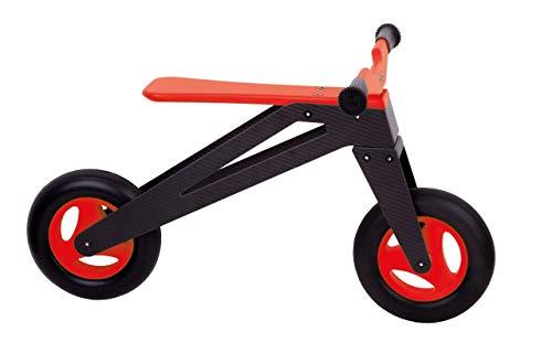 Unbekannt Caborunner / Standard Custom Red / Ultraleichtes Laufrad aus Carbon / Sitzhöhe: 35 cm / Gewicht: 1,9 kg / für Kinder ab 2 Jahre geeignet