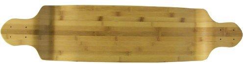 Drop Down Longboard Deck - Bamboo Maple Hybrid - 9.75' x 41.5'