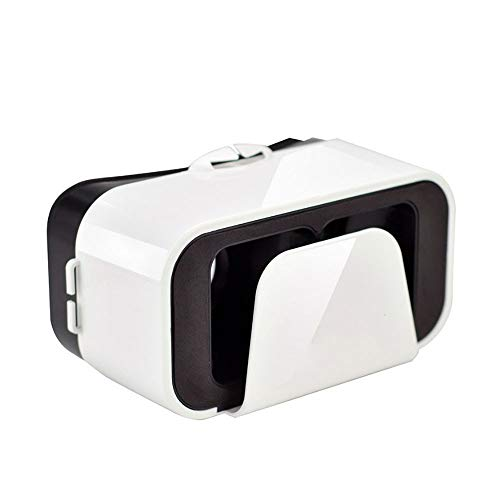 MMFXUE 3D Vr Glasses Reality Headset,VR Brille/Headset/VR-Box kompatibel zu 4,7-6,2 Android Smartphones von Samsung, Sony, HTC, LG,Motorola, Asus, Google Pixel