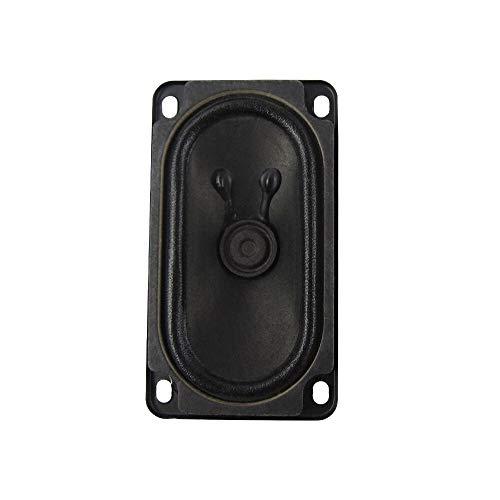 WNJ-TOOL, 2 stücke 5090 TV-Lautsprecher-Treiber 13 Core 8Ohm 5w Full Range-Lautsprecher für Computermassage-Stuhl Audio-Lautsprecher DIY