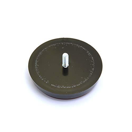 Reflektor rund rot 60 mm Rückstrahler Katzenauge E-geprüft