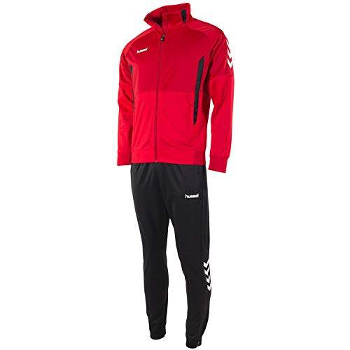 Hummel Authentic Trainingspak - Trainingspakken - rood - 128