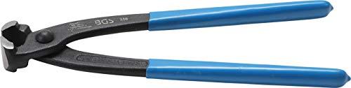 BGS 556 | Rabitzzange | DIN ISO 9242-A | 250 mm | Monierzange | Flechterzange | Drahtzange | Rödelzange
