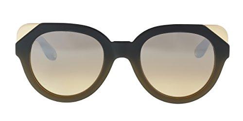 Givenchy GV 7053/S G4 7WS Gafas de sol, Negro (Black Nude Pinkish Gold/Brown), 50 para Mujer