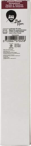 Bob Ross Oil Paint 200ml-Alizarin, Alizarin Crimson