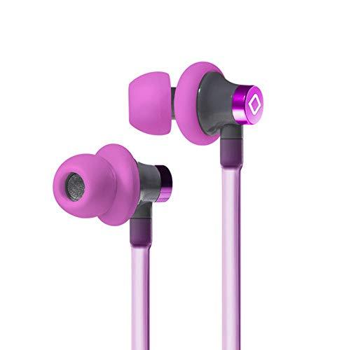 elektrosmog-reduzierendes Headset - AIRCOM A3 Stereo, Farbe:Pink