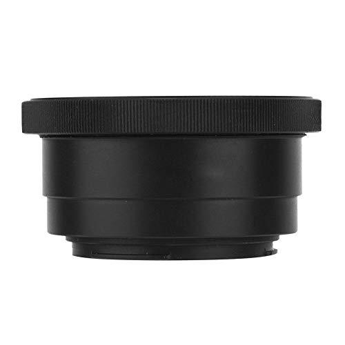 Topiky Kiev 60-EOS Objektiv Adapterring Manueller Fokus Objektiv Konverter für Pentacon 6 Kiev 60 Objektiv für Canon EOS EF Mount Kamera