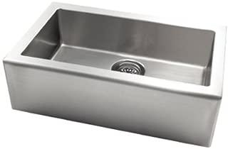 Pegasus AP1033 Apron Stainless Steel Large Single Bowl Kitchen Sink