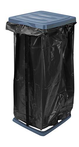 Keeeper Porta spazzatura per sacchi da 60 L, Colori assortiti, 1 pezzo