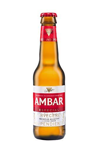Bier Ambar Spezial 12x25cl (Box 12 Flaschen)
