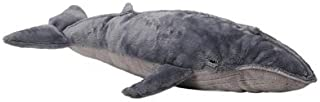 Fiesta Toys Blue Whale Plush Stuffed Animal Toy - 20 Inches