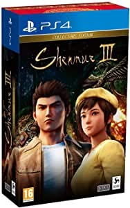 Shenmue III - Collector's Edition (Deutsche Verpackung) inkl. PSX Controller LED Licht