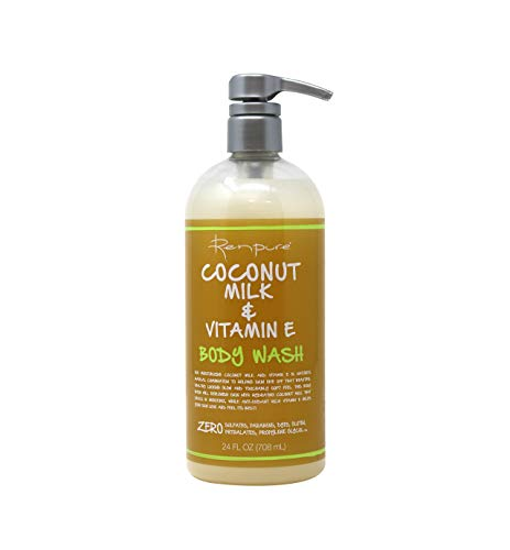 Renpure Coconut Milk & Vitamin E Body Wash