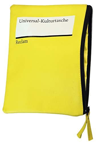 Reclams Universal-Kulturtasche: Material: PU-Kunstleder