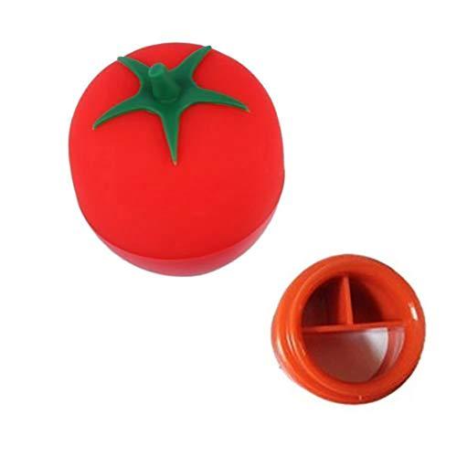 Xiton Silicone 1PC Outil Rehaussant Les Levre Bouche Sexy Levres Pulpeuses En Forme De Tomate Renforceur De Levre Complet Pour LèVres Pulpeuses Dispositif Pour Femmes Filles (ModèLe B)