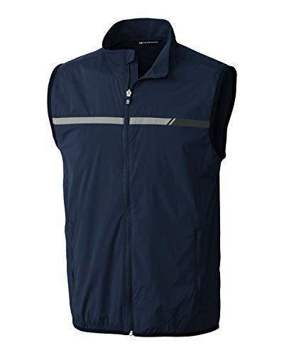 Cutter & Buck Men's Breaker Sport Vest, Liberty Navy, XXL