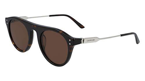 Calvin Klein EYEWEAR CK20701S gafas de sol, AGRAVIO/STGLD, 4923 para Hombre