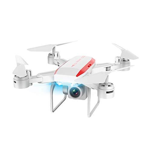 BRISEZZ KY606DW Faltbare WiFi FPV RC Quadcopter Drohne Mini Simulierte Flugzeugmodellmaschine Mit 4 Karat Kamera Selfie Drohne / 640 P Kamera Selfie Drohne (Weiß)