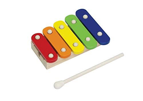 Santoys - Xylofoon - 5 tonalità