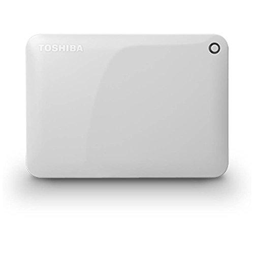 TOSHIBA(東芝映像ソリューション)『HD-PFシリーズ CANVIO CONNECTポータブルハードディスク』