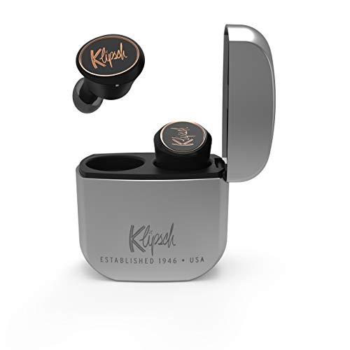 Klipsch T5 True Wireless Kopfhörer Silver