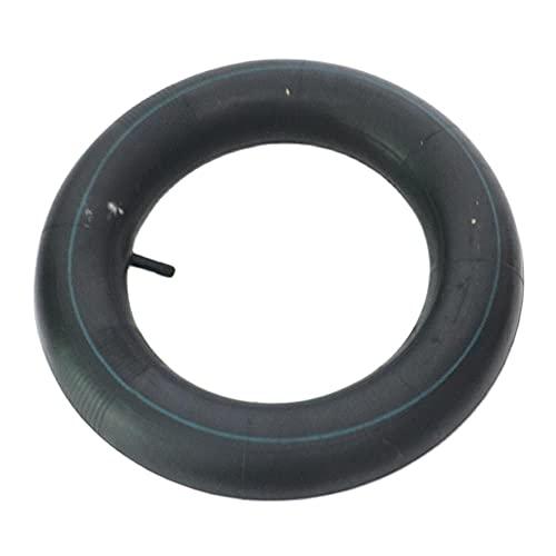 NGHSDO Ruedas Patinete 3.50'x8 3.50-8 3.5-8 3.50/8 Neumáticos Interiores Neumático Neumático Neumático de Goma Negro Tubo Interior Válvula Recta Vástago Ruedas De Repuesto para Patinetes