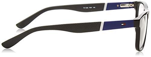 Tommy Hilfiger 1282 Eyeglasses 0FMV Black Blue 52 mm