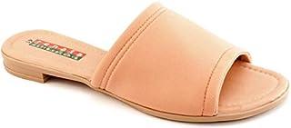 Rasteira Tecido Numeração Especial Sapato Show 7103