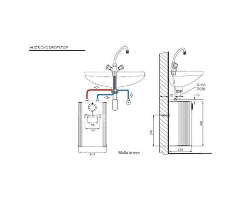 AEG Huz 5 Öko DropStop | 5 Liter - 6