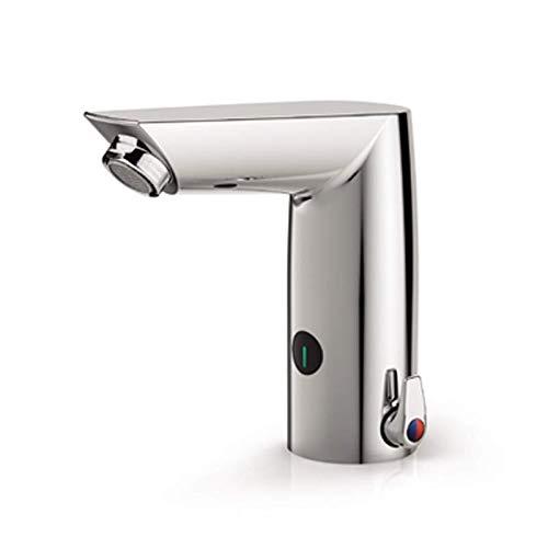 Rubinetto Lavabo Elettronico Dmp Greenmix Fotocellulla Miscelatore 230 V