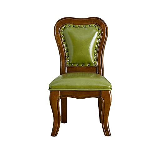 Rosa Guppy Kids Mid Century Modern Curve Back Wooden Chair (Confezione Di 2) Con Sedili Imbottiti In...