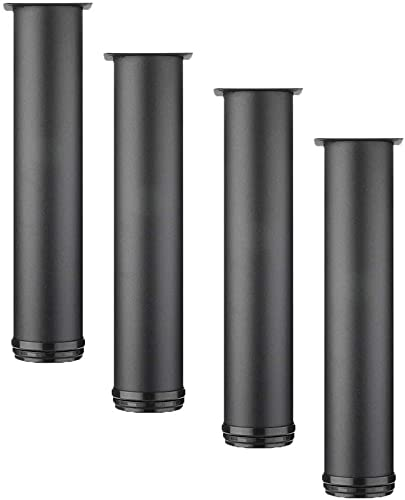 ZJDM Patas para Muebles Patas para Muebles Aleación de Aluminio Patas de Mesa de Metal Ajustables Patas Redondas de Repuesto para Muebles Patas para sofá Patas para sofá Patas para Escritorio Arm