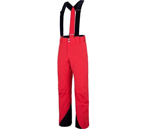 Ziener Telmo Ski Pant - Fiesta red
