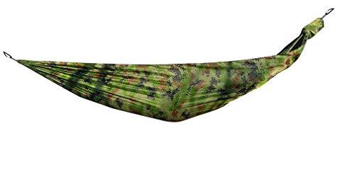 Bushmen - Amaca leggera Zen Marpat mimetica con materiale di montaggio incluso