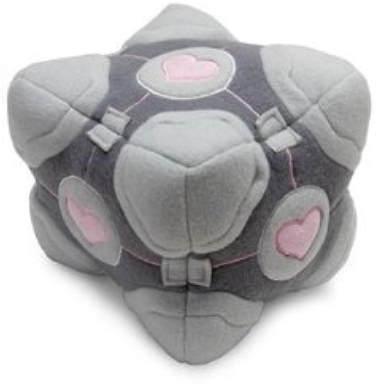 entrega gratis Portal Portal Portal Companion Cube plush by Gaya Entertainment  calidad auténtica