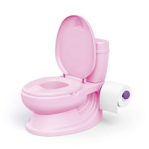 Dolu Vasino Educativo per Bambini, Colore Rosa