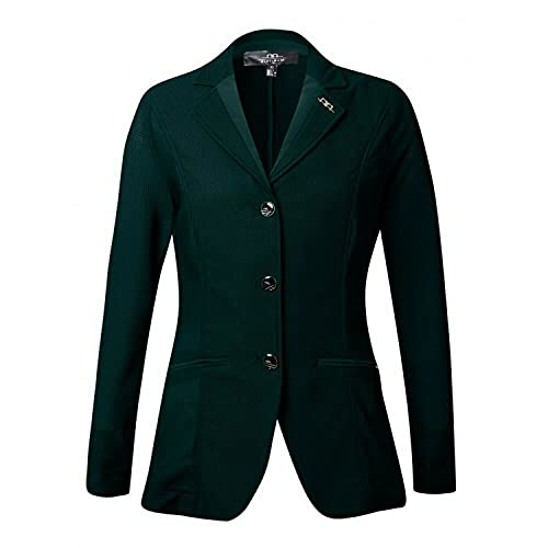 Horseware Turnier Sakko AA Ladies Motion Lite Jacket | Farbe: Hunter Green | Größe: M