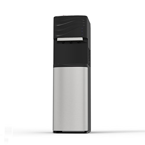DRINKPOD USA 100 Series Bottle Less Water Cooler with 4 Filters and 3 Temperature Modes for Home or Office - UL / Energy Star Approved.