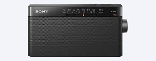 Rádio Portátil Sony Fm/am Icf-306