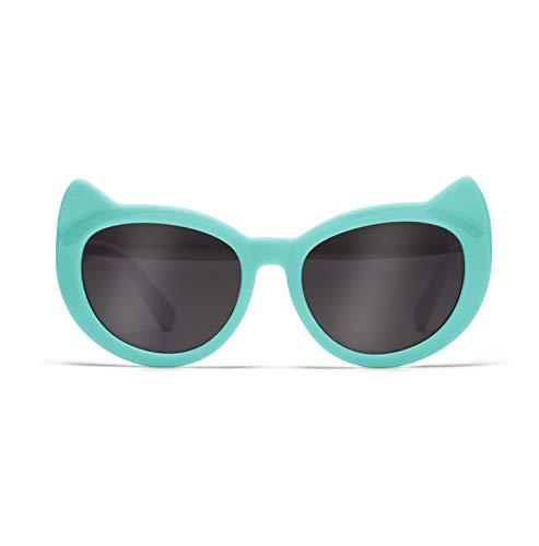 Chicco - Gafas de sol infantiles para niños 3 años, color verde y morado