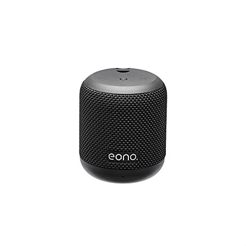 Eono by Amazon - Altavoz Bluetooth con impermeabilidad IPX5, con tecnología de sonido HARMAN
