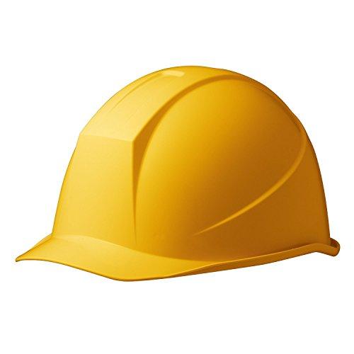 ミドリ安全 ヘルメット 一般作業用 電気作業用 SC11B RA KP付 イエロー