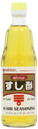 Mizukan Vinagre de Arroz para Sushi - 710 ml