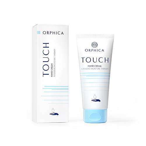 ORPHICA Handcreme für Sehr Trockene Hände 100 ml, Feuchtigkeitscreme für Damen und Männer, Schützende Hautcreme, Anti-Aging, für Glattere und Geschmeidigere Hände, Pflege Hand Cream