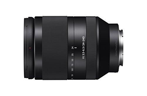 Sony FE 24-240 mm f/3.5-6.3 OSS - Full-Frame, Gran Angular, Teleobjetivo (SEL24240)